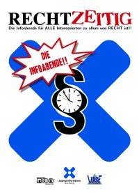 RECHTzeitig – Infoabende für ALLE Interessierten zu allem was RECHT ist