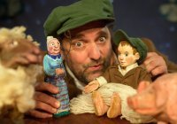 Nürnberger Kindertheaterreihe: Pelles neue Kleider