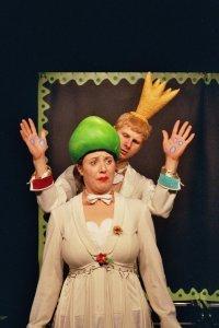 Nürnberger Kindertheaterreihe: Die Prinzessin auf der Erbse