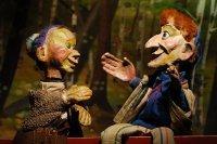 Nürnberger Kindertheaterreihe: Kasperl und die Räuber