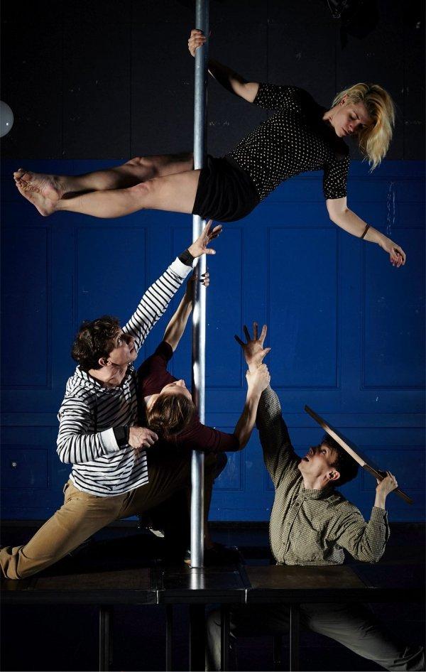 Premiere: SETanztheater Cirque de la Famille - Suppe für die Sippe - © SETANZTHEATER