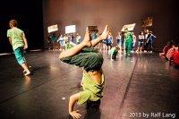 Tanzpartner auf die Bühne! 2016