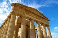 Traumhaftes Sizilien: Mandelblüte – Kultur - Tempel