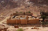 Ägypten und der Sinai – auf den Spuren der Wüstenväter
