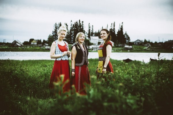nordwärts: Värttinä (FIN) - © Seppo Samuli