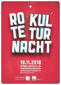 Rote Kulturnacht 2016