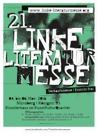 21. Linke Literaturmesse