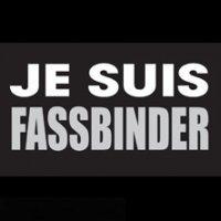Premiere/Deutsche Erstaufführung: Je suis Fassbinder - Deutschland im Herbst 2016