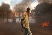 Eine afrikanische Revolution: Die zehn Tage, die Blaise Compaoré stürzten