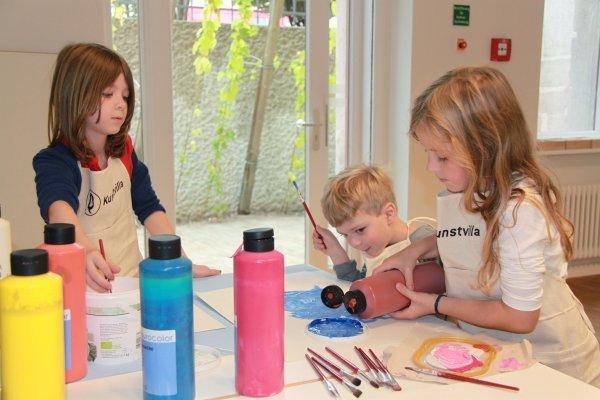 KinderKunstwerkstatt - © Veranstalter