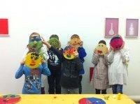 """Kinder-Workshop """"Masken: gruselig-lustig"""""""