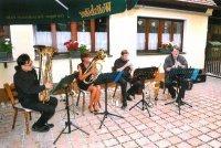 Musik am Nachmittag: Die Swing-Group aus Heroldsberg