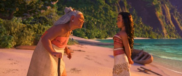 Vaiana - © The Walt Disney Company (Germany)