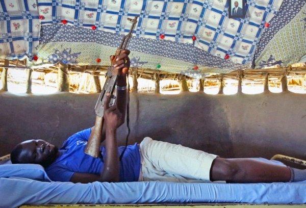 Wir waren Rebellen - Krieg und Frieden im Südsudan - © ZDF