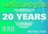 20 Jahre Wildstyle