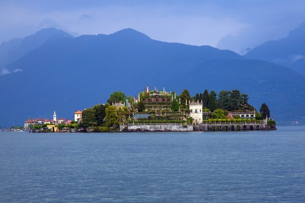 Kamelienblüte am Lago Maggiore - © Veranstalter