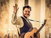 Ein Troubadour in Nürnberg – unvergessliche Stunden mit Svavar Knútur