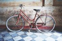 Tausche altes Fahrrad gegen neues Glück