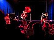 Vor Mitternacht: New Orleans Funk & Soul mit HOT KLUB