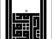 Arabische Kalligraphien zum Mitmachen