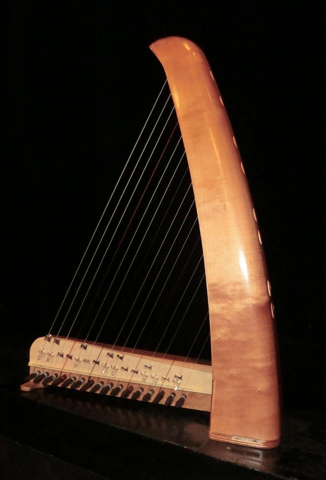 Çeng - Das vergessene Instrument Anatoliens - © Metin Demirel