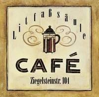 Café Litfaßsäule - © Veranstalter