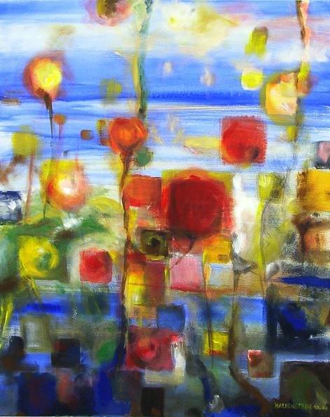 """Ausstellungseröffnung: """"Looking through"""" – Eine Ausstellung von Peter Hauenstein - © Peter Hauenstein"""
