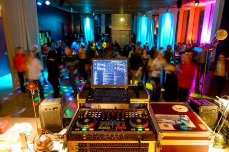 südpunkt-Disco - © Stadt Nürnberg / Foto: Uwe Niklas