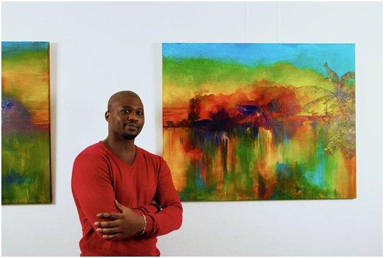 Afrikanischer Kunstsalon - © Monica Camara