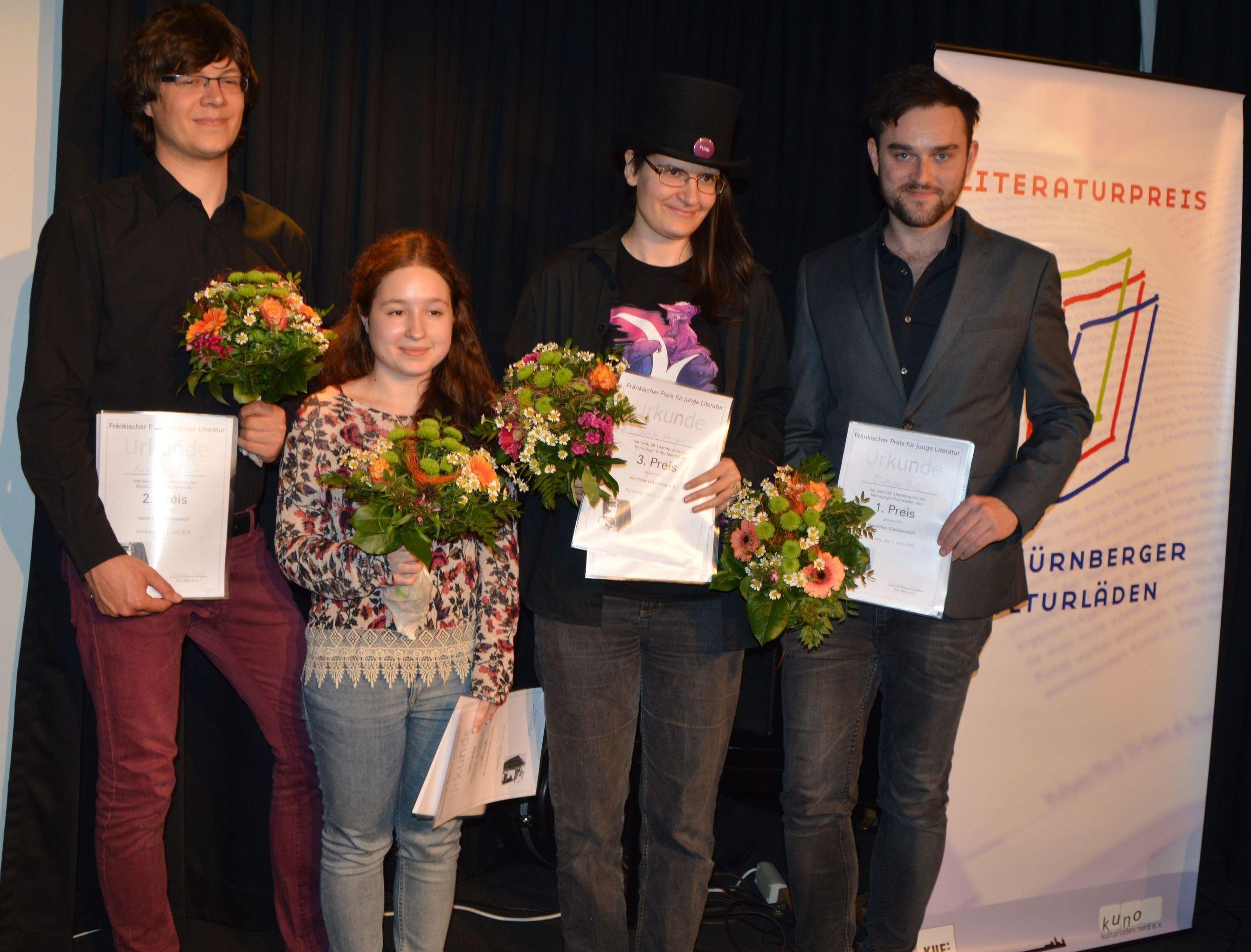 29. Literaturpreis der Nürnberger Kulturläden - © Hans-Jürgen Vogt