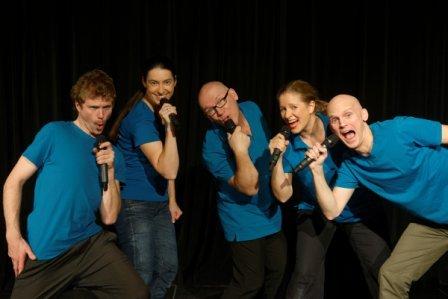 Improtheater - RollenRausch - © Sören Balendat