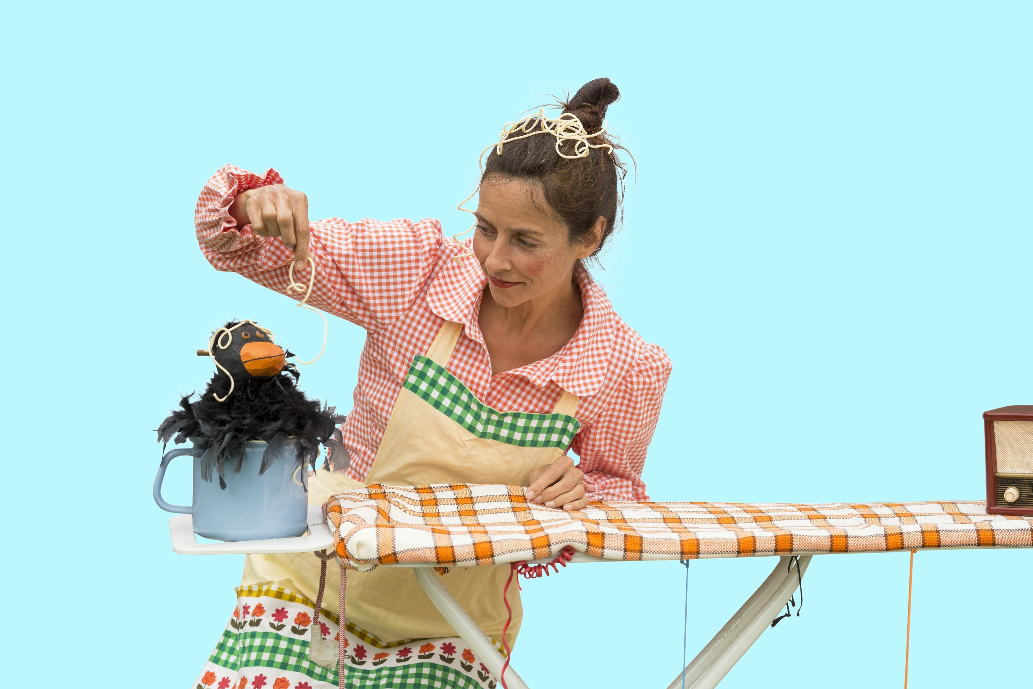 Kindertheater: Frau Meier die Amsel - © Theater Option Orange