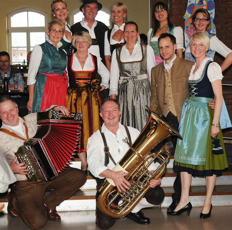 Stammtisch der echten Volksmusik am 3.5. - © Günther Klemm