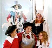 Wallenstein auf der Spur! Eine Zeitreise zurück in den Dreißigjährigen Krieg