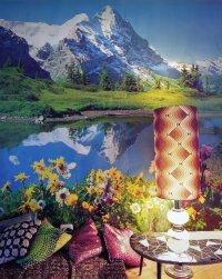 Thomas Wrede - Modell Landschaft. Fotografie