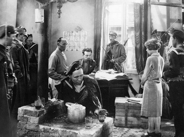 Die Liebe der Jeanne Ney - © Deutsches Filminstitut – DIF e.V.