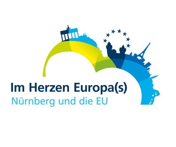 """Mittagslesungen auf """"europäisch"""" - © Europabüro der Stadt Nürnberg"""
