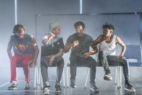 DOX/Maas Theater & Dance - 100 % selfmade - © Noa Verhofstad