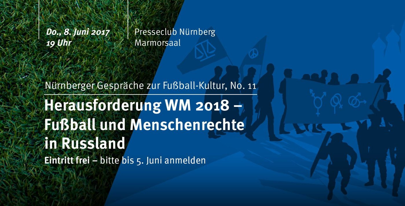 Herausforderung WM 2018 - © Veranstalter