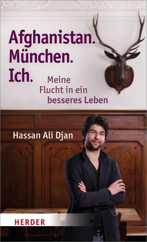"""""""Ich bin ein afghanischer Bayer!"""" - © Herder Verlag"""