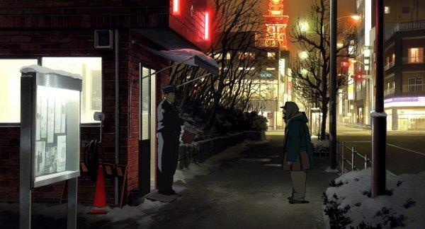 Tokyo Godfathers - © Trigon