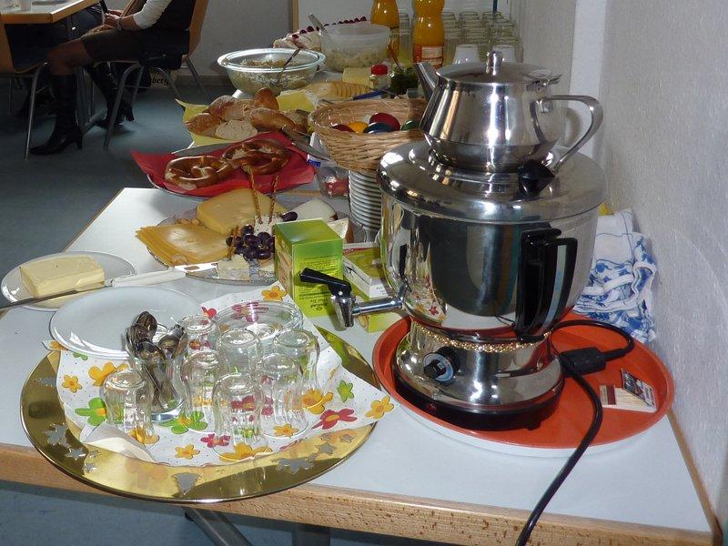 Frauenfrühstück des Gostenhofer Frauentreffs - © Veranstalter