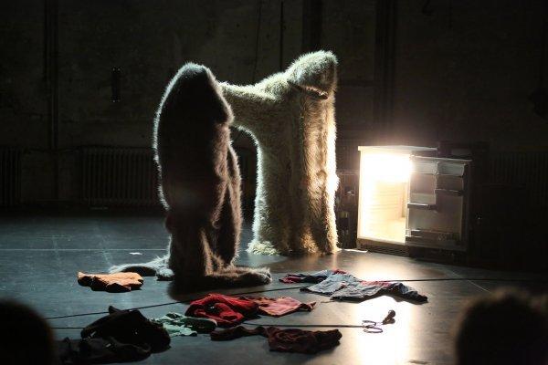 Antje Pfundtner in Gesellschaft | DE - © Anja Beutler