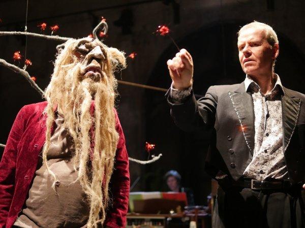 Figurentheater Wilde & Vogel/Christoph Bochdansky | Deutschland, Österreich - © Thilo Neubacher