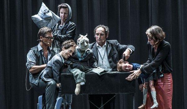 Gisèle Vienne/Dennis Cooper/Puppentheater Halle (FR/DE) - © Kampnagel