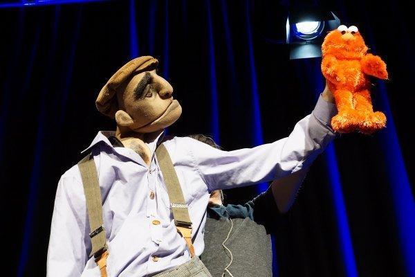 Puppetry Slam (DE) - © Puppetry Slam