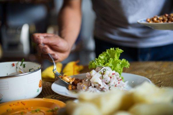 Ceviche, mein Lieblingsgericht aus Peru - © Cine Global