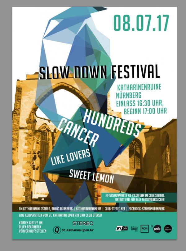 Slow Down Festival - © Veranstalter