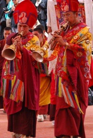 Buddhistische Maskentänze und Musik aus dem Himalaja/Ladakh - © Veranstalter