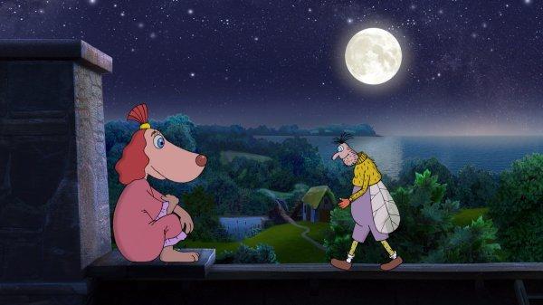 Lotte und das Geheimnis der Mondsteine - © Pandastorm